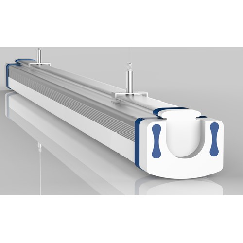 Andromeda Linear Tri-Proof Garage Fixture
