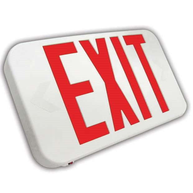 Contractor Select LED Exit Sign